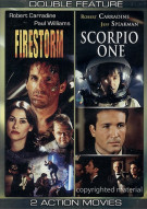 Firestorm / Scorpio One (Double Feature) Movie