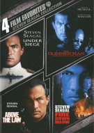 4 Film Favorites: Steven Seagal Movie