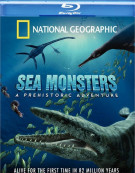 National Geographic: Sea Monsters Blu-ray