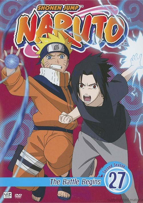 Naruto: Volume 27 Movie