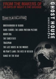 Ghost House Underground: Eight-Film Collection Movie