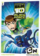 Ben 10: Alien  - Volume Two Movie