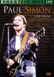 Paul Simon: Live From Philadelphia Movie