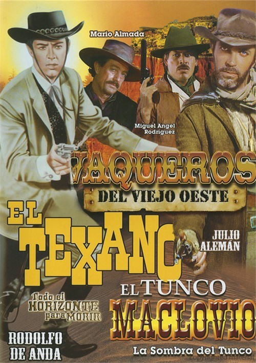 Vaqueros Del Veijo Oeste Movie