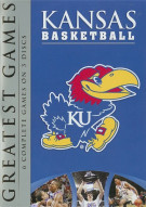 Greatest Games Of Kansas Basketball, The Movie
