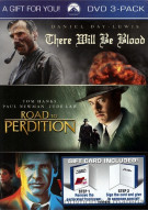 There Will Be Blood / Road To Perdition / Witness (3 Pack) Movie