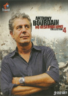 Anthony Bourdain: No Reservations - Collection 4 Movie