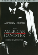 American Gangster: Unrated (Single Disc) Movie