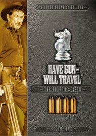 Have Gun Will Travel: Season 4 - Volume 1 Movie