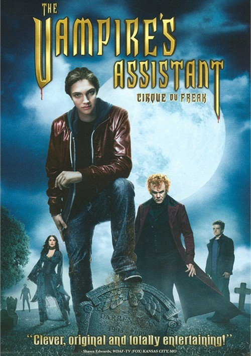 Cirque Du Freak: The Vampires Assistant Movie
