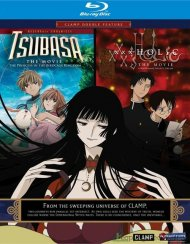 Tsubasa: The Movie / XXX-HOLiC: The Movie (Clamp Double Feature) Blu-ray
