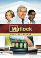 Matlock: Seasons 1 - 5 Movie