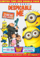 Despicable Me / Minion Madness (2 Pack) Movie