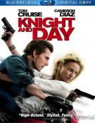 Knight And Day (Blu-ray + DVD + Digital Copy) Blu-ray