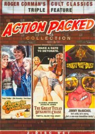 Georgia Peaches / Smokey Bites The Dust / The Great Texas Dynamite Chase (Triple Feature) Movie