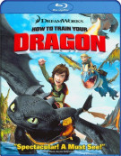 How To Train Your Dragon (Single Disc) Blu-ray