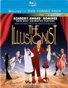 Illusionist, The (Blu-ray + DVD Combo) Blu-ray