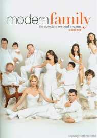 Modern Family: The Complete Second Season Movie
