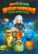 Monsters Vs. Aliens: Mutant Pumpkins From Outer Space Movie