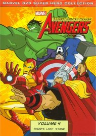 Avengers, The: Earths Mightiest Heroes! - Volume 4 Movie