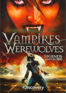 Vampires & Werewolves: Legends And Lore Movie