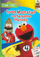 Sesame Street: Iron Monster And Sesame Heroes Movie