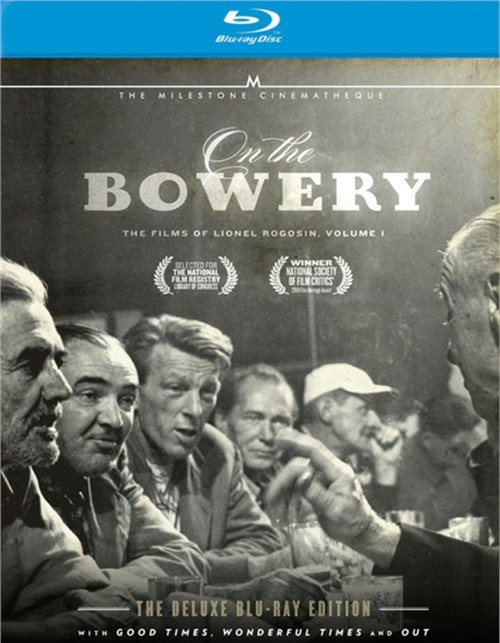 On The Bowery: The Films Of Lionel Rogosin - Vol. 1 Blu-ray
