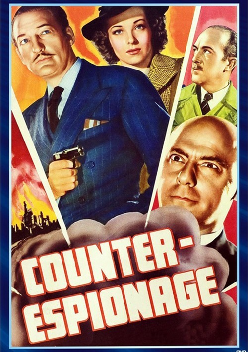 Counter-Espionage Movie