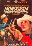 Monogram Cowboy Collection: Volume 1 Movie