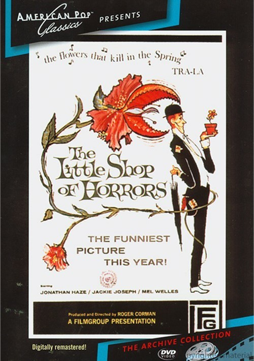 Little Shop Of Horrors, The Movie