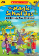 Magic School Bus, The: The Complete Series (8 Pack) Movie