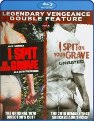 I Spit On Your Grave / I Spit On Your Grave: Unrated (Double Feature) Blu-ray