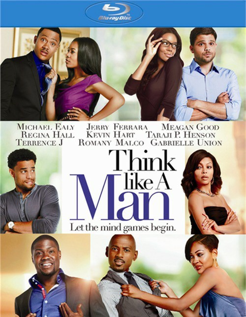 Think Like A Man (Blu-ray + UltraViolet) Blu-ray
