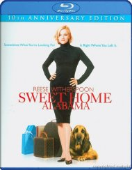 Sweet Home Alabama: 10th Anniversary Edition Blu-ray