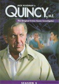Quincy, M.E.: Season 5 Movie