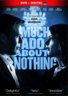 Much Ado About Nothing (DVD + UltraViolet) Movie