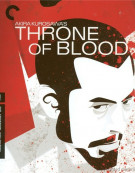 Throne Of Blood: The Criterion Collection (Blu-ray + DVD Combo) Blu-ray