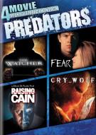 4-Movie Midnight Marathon Pack: Predators Movie
