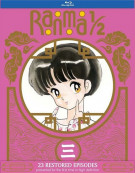 Ranma 1/2: Set 3 Blu-ray