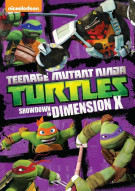 Teenage Mutant Ninja Turtles: Showdown In Dimension X Movie