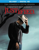Justified: The Complete Fifth Season (Blu-ray + UltraViolet) Blu-ray