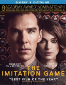 Imitation Game, The (Blu-ray + UltraViolet) Blu-ray