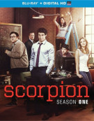 Scorpion: Season One (Blu-ray + UltraViolet) Blu-ray