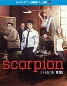 Scorpion: Season One (Blu-ray + UltraViolet) Blu-ray