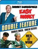 Easy Money / Men At Work (Double Feature) Blu-ray
