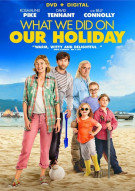 What We Did On Our Holiday (DVD + UltraViolet) Movie