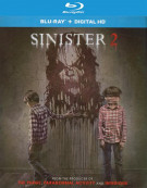 Sinister 2 (Blu-ray + UltraViolet) Blu-ray