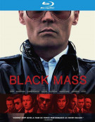 Black Mass (Blu-ray + DVD + UltraViolet) Blu-ray