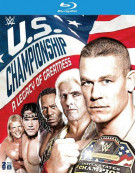 WWE: U.S. Championship - Legacy Of Greatness Blu-ray