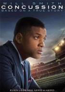 Concussion (DVD + UltraViolet) Movie